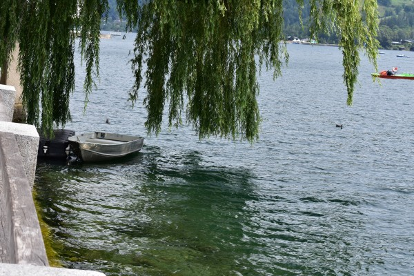 Boot in Zell am See